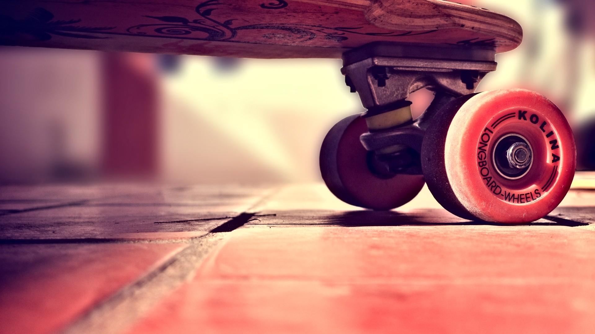 Skateboard hd desktop wallpaper