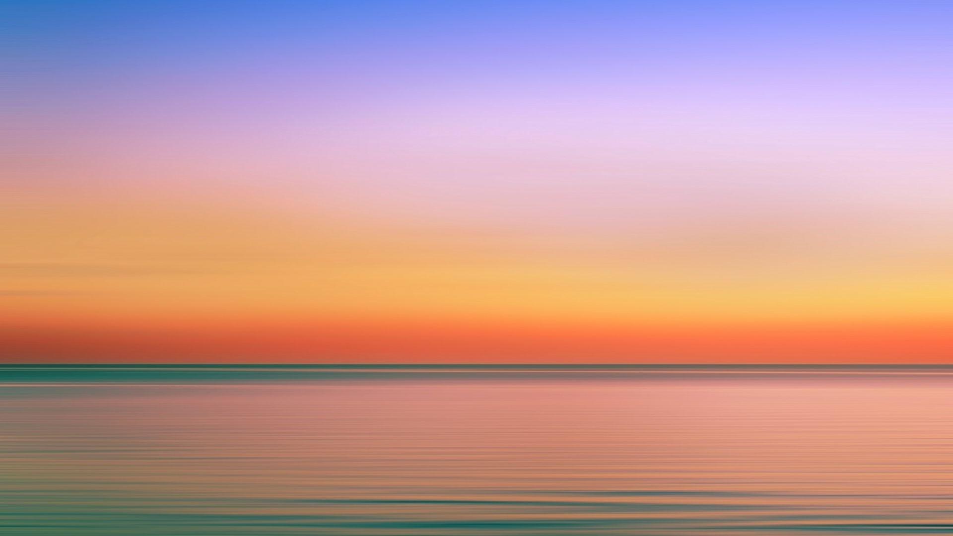 Sky Minimalist HD Wallpaper