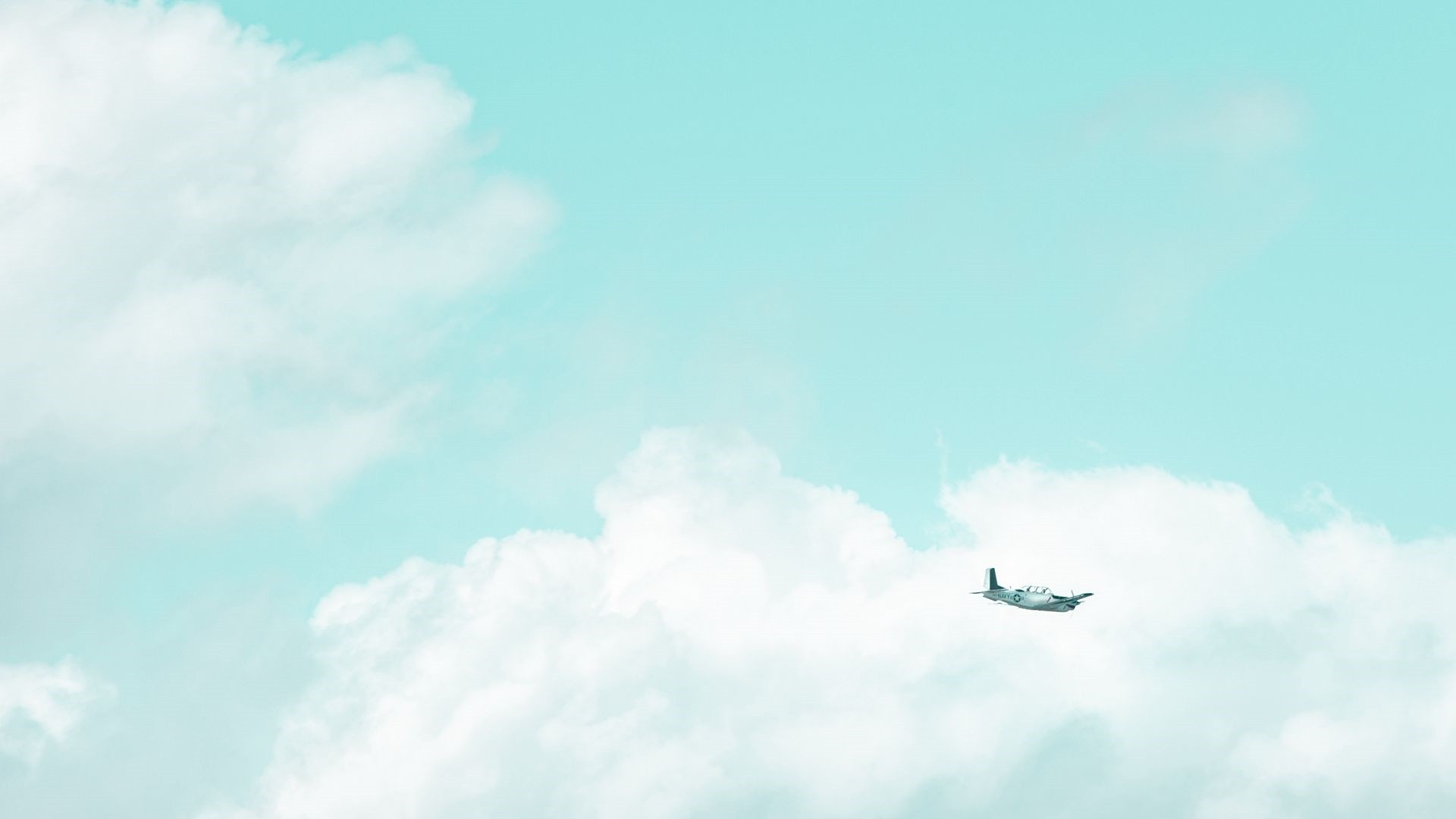 Sky Minimalist Wallpaper and Background