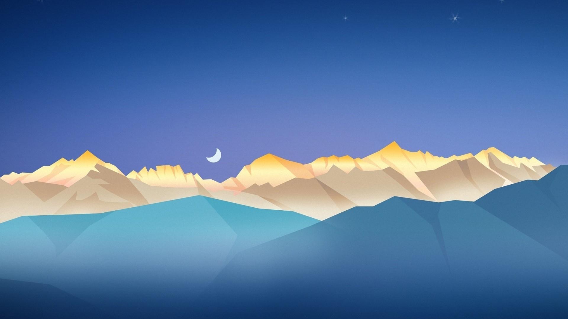 Sky Minimalist wallpaper photo hd