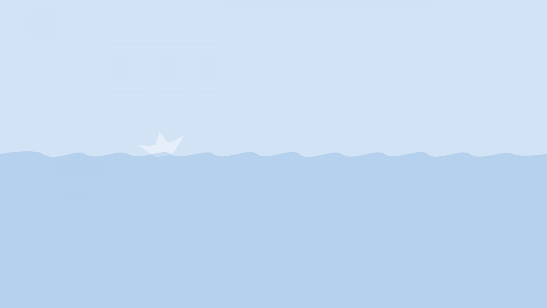 Sky Minimalist Free Wallpaper