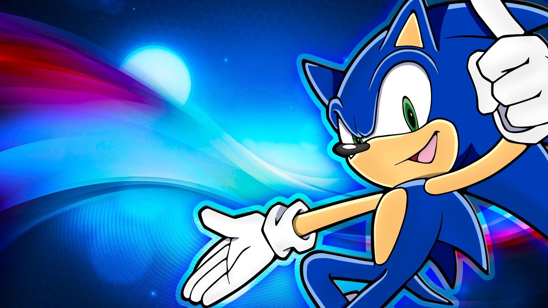 Sonic a wallpaper