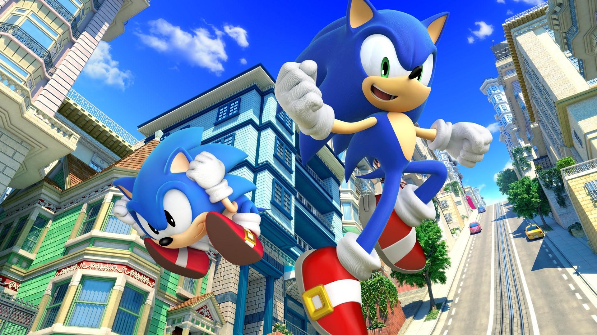 Sonic PC Wallpaper