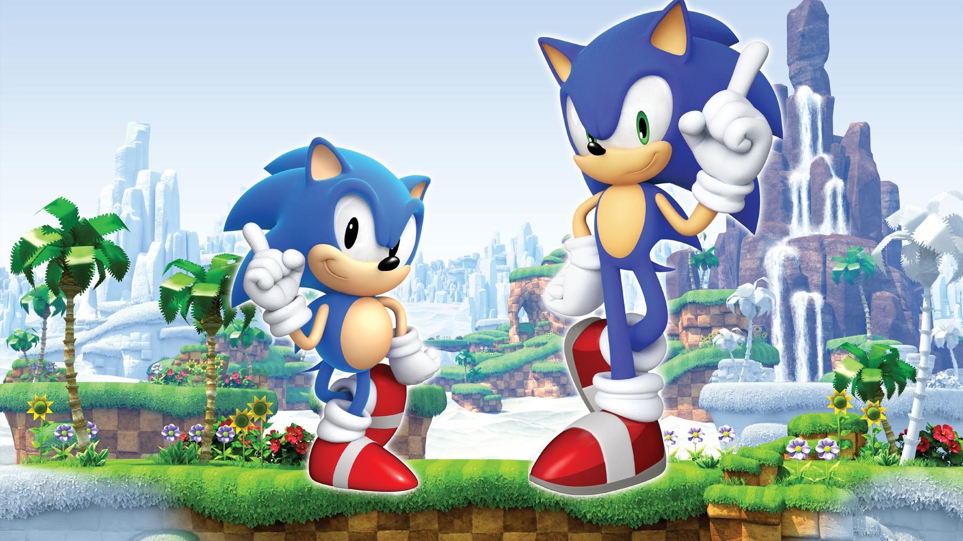 Sonic Wallpaper for pc