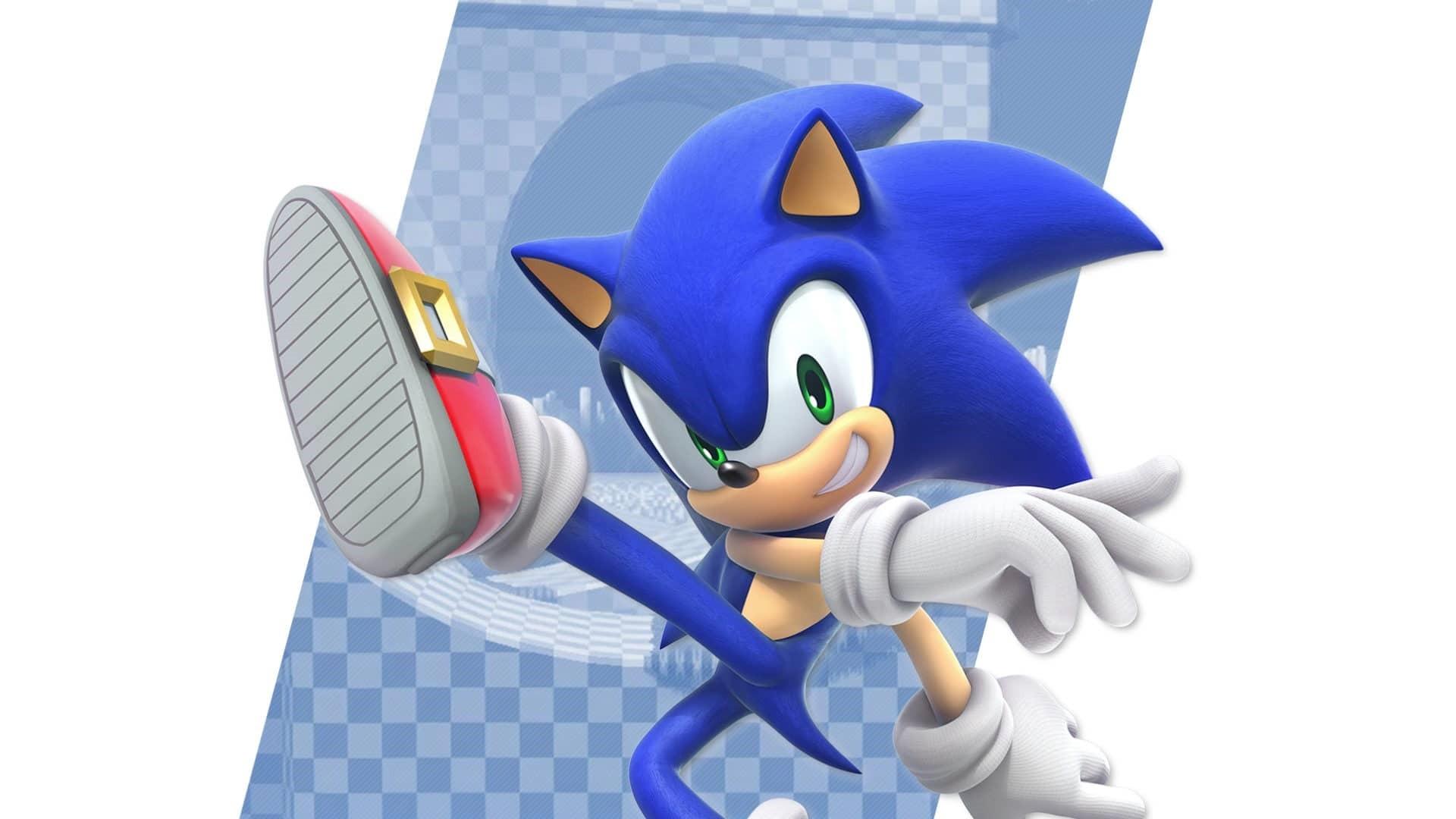 Sonic Full HD Wallpaper