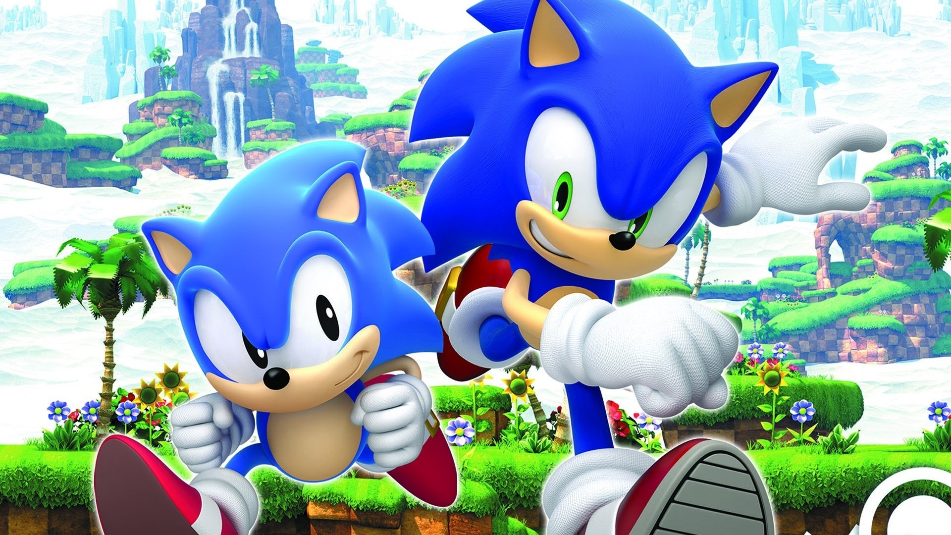 Sonic hd wallpaper download