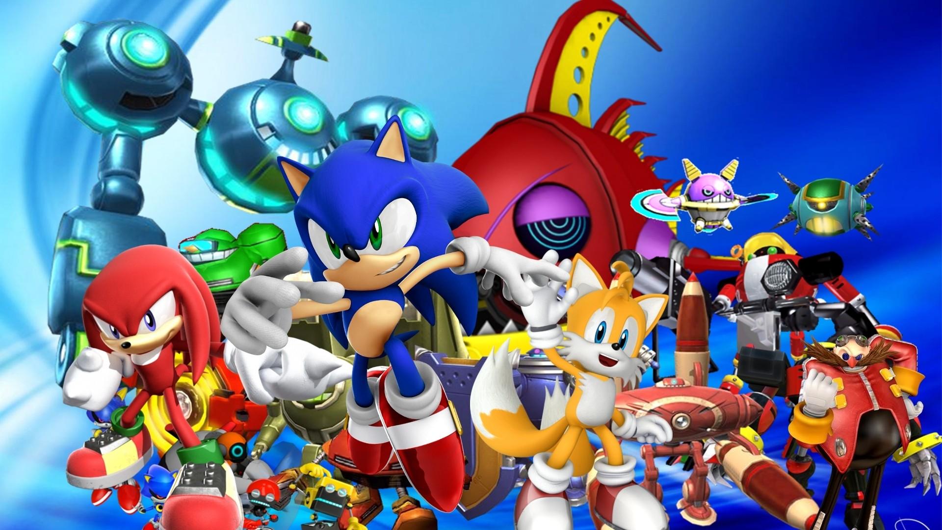 Sonic Free Wallpaper