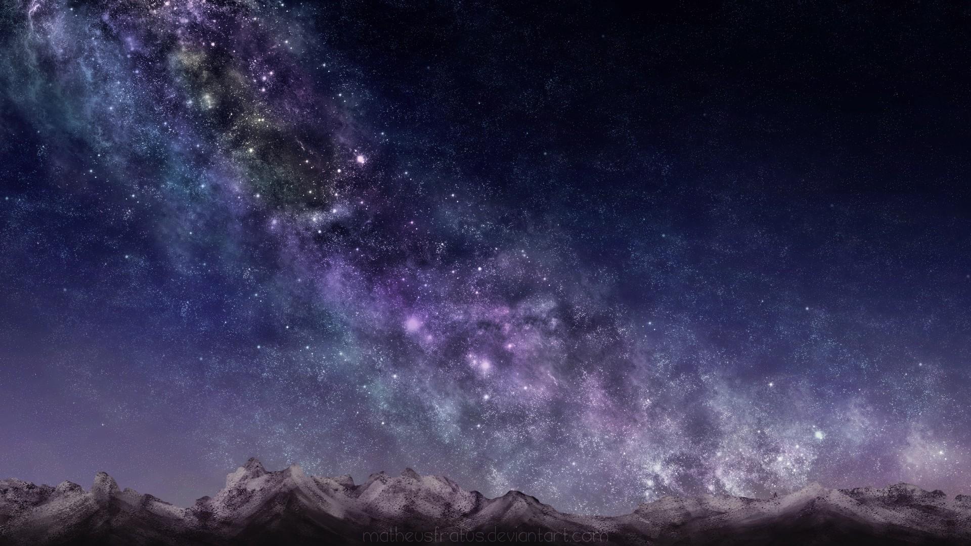 Stars HD Wallpaper