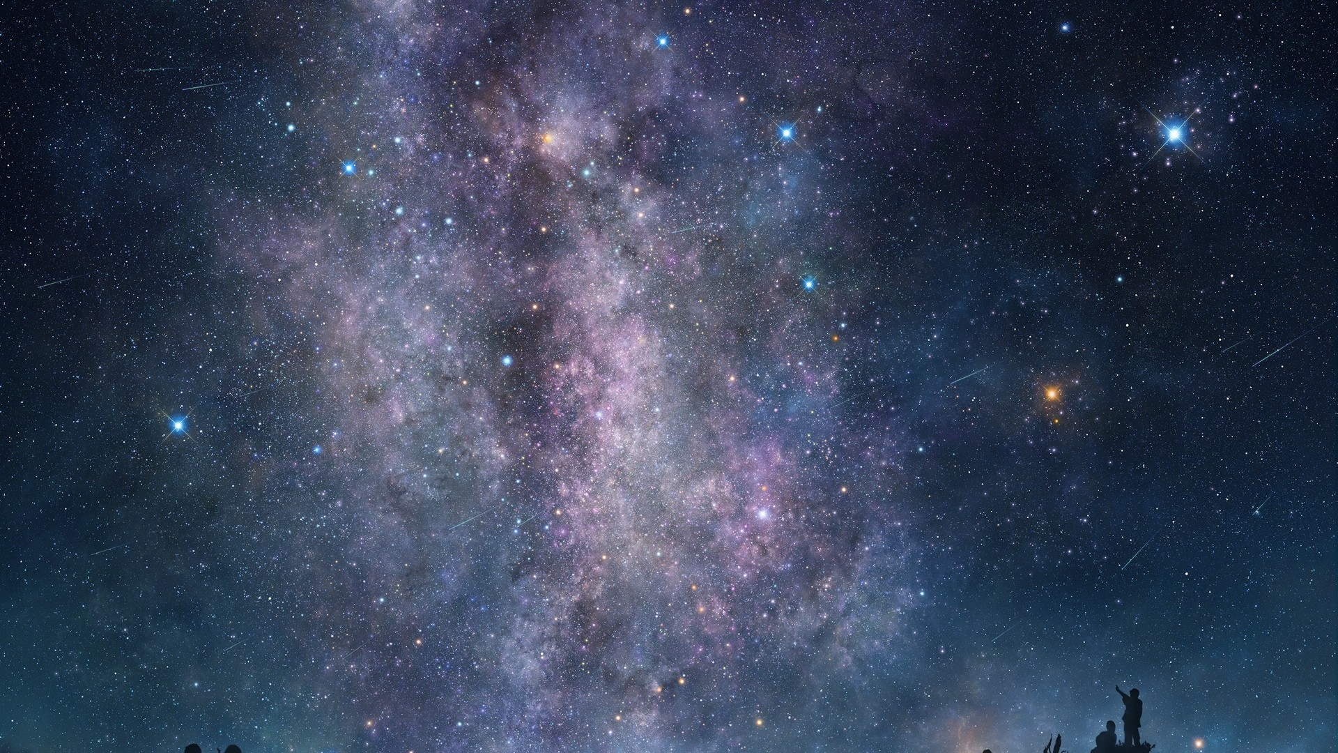 Stars Desktop wallpaper