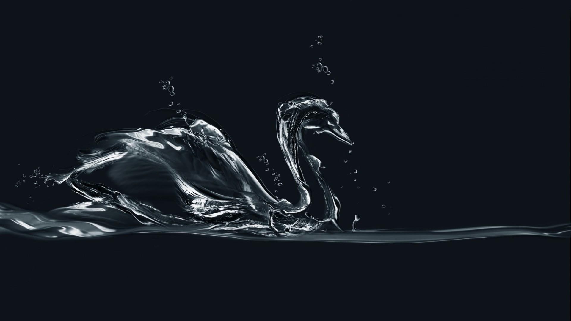 Water Minimalist Wallpaper image hd