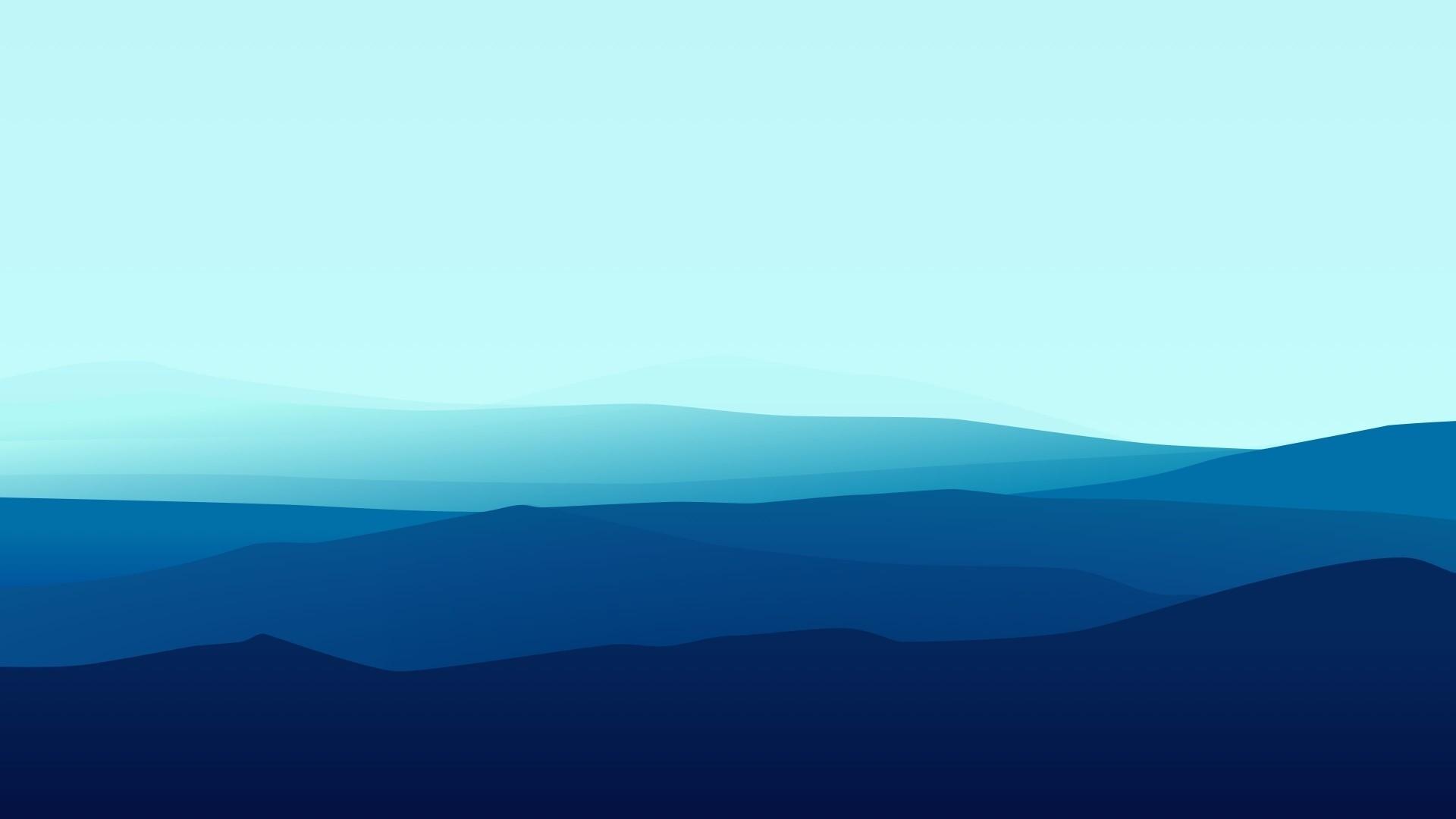 Water Minimalist Wallpaper for pc