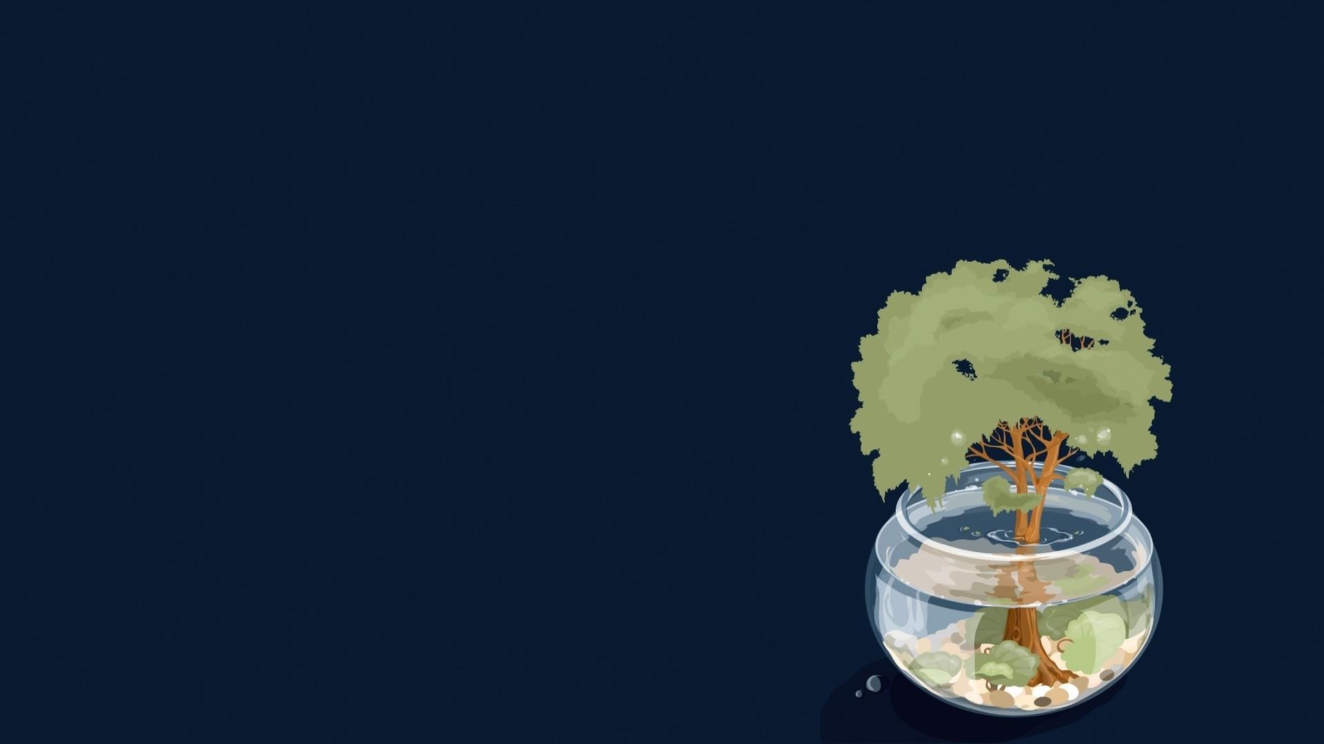 Water Minimalist a wallpaper
