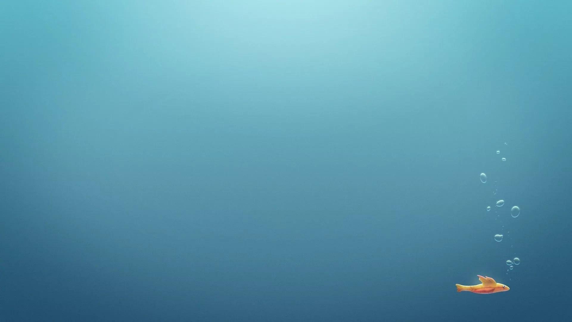 Water Minimalist Wallpaper