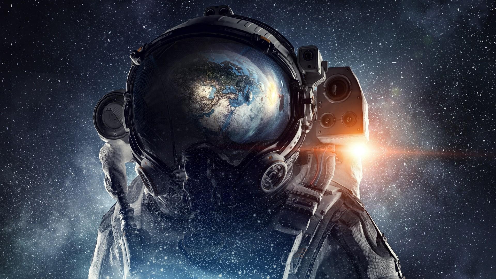 Astronaut High Quality