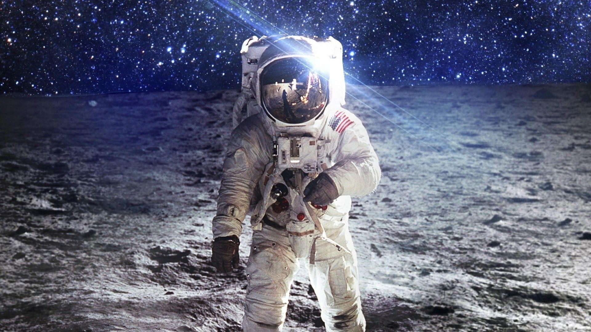 Astronaut PC Wallpaper