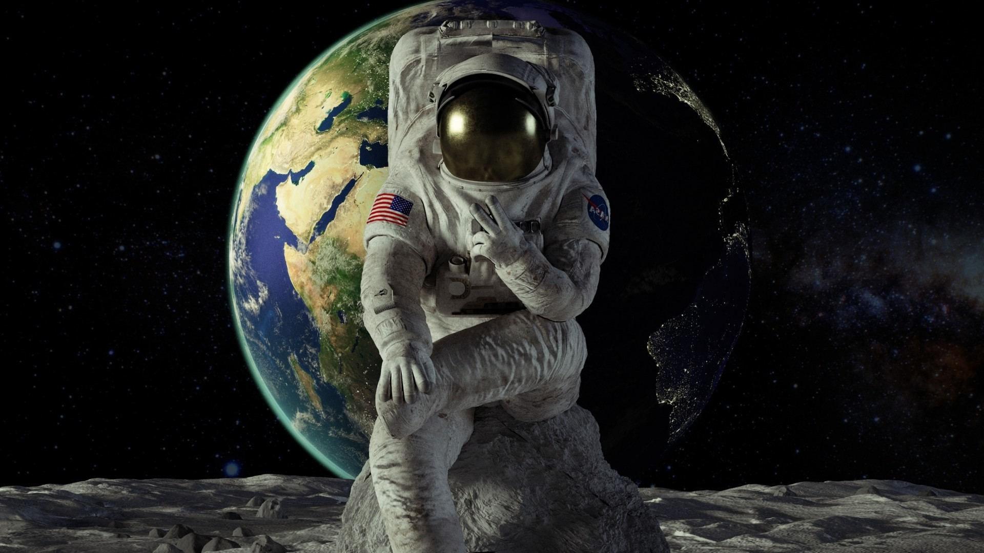 Astronaut HD Download