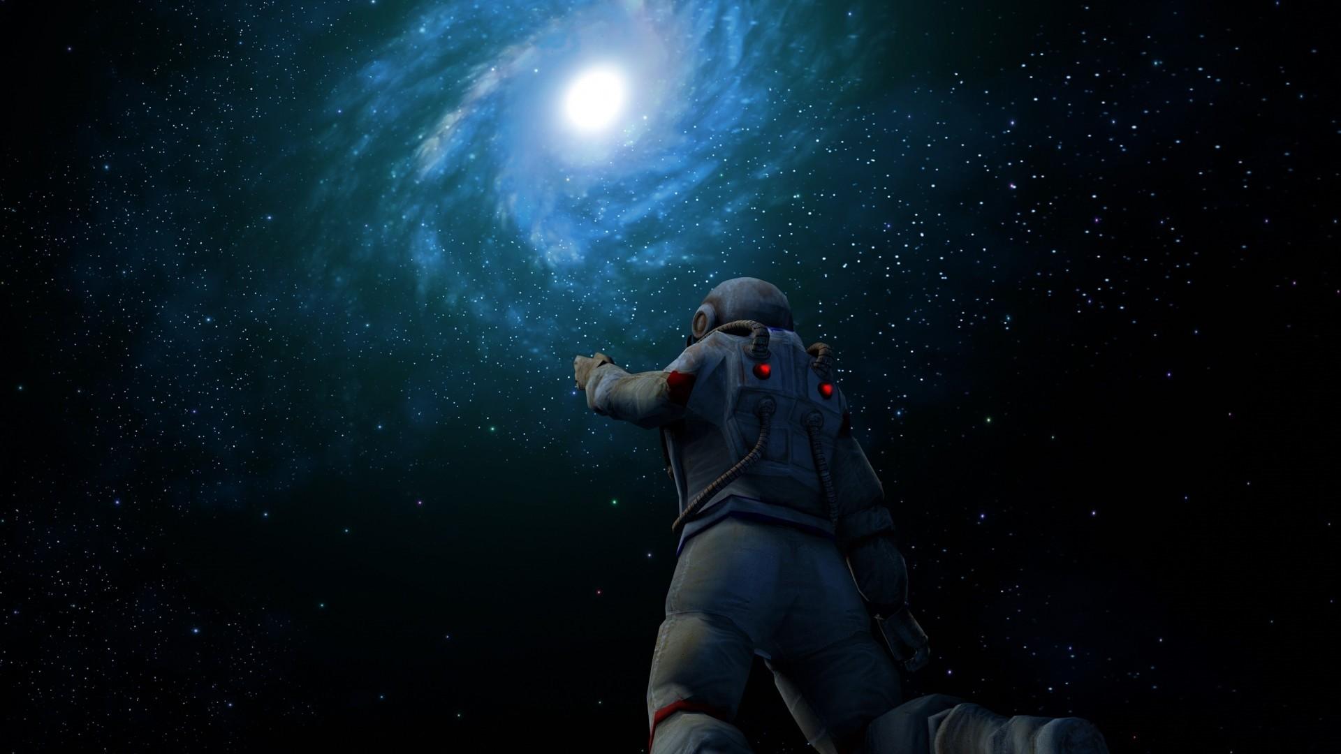 Astronaut Wallpaper image hd