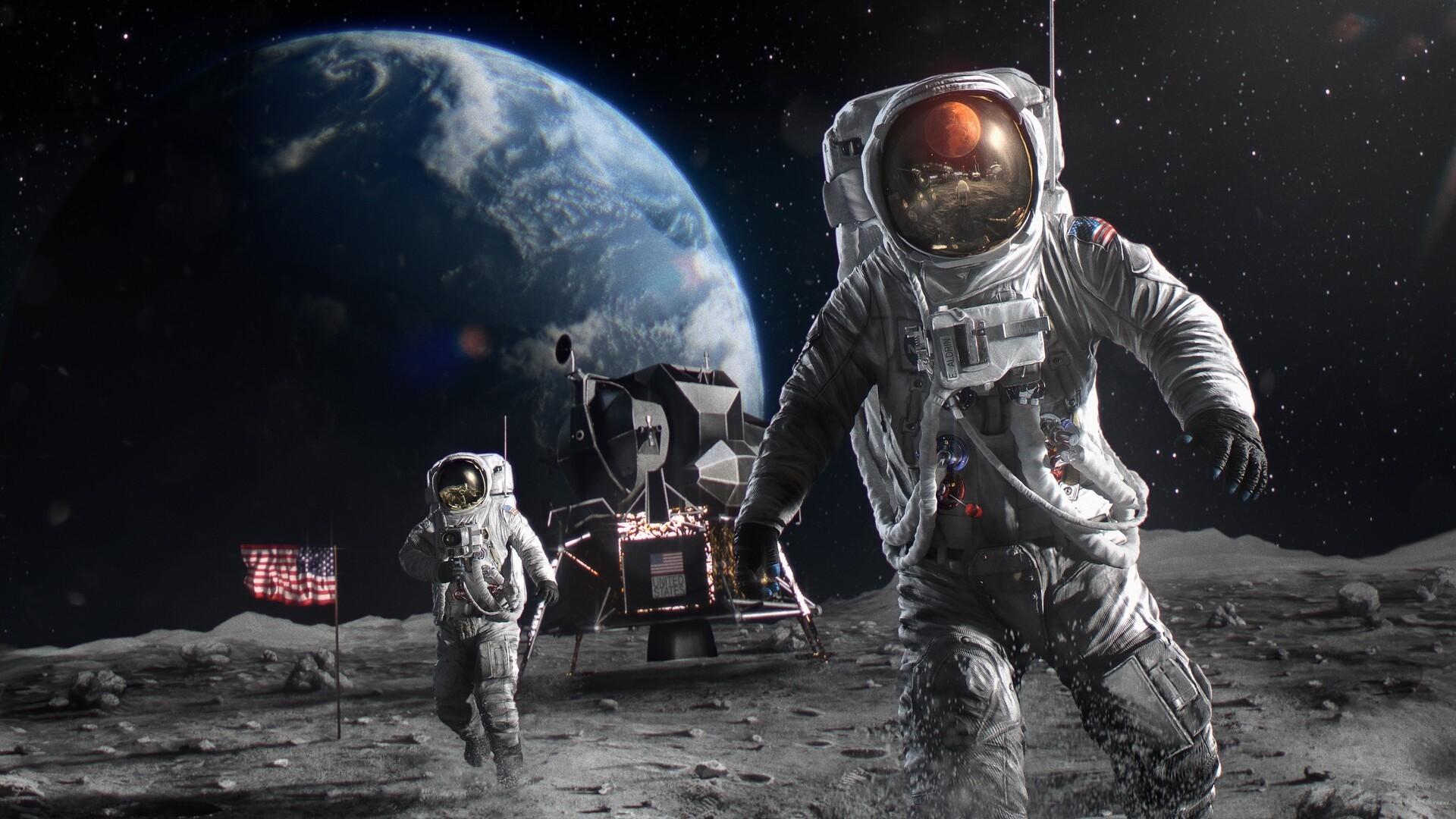 Astronaut Download Wallpaper