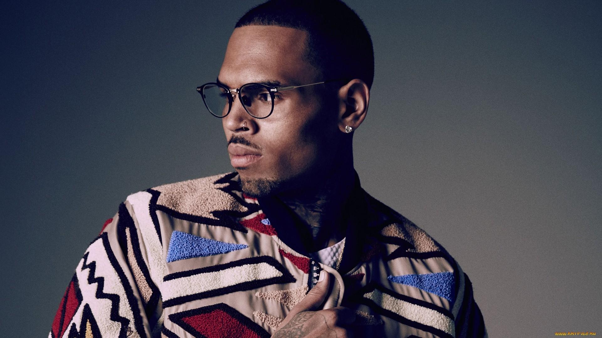 Chris Brown a wallpaper