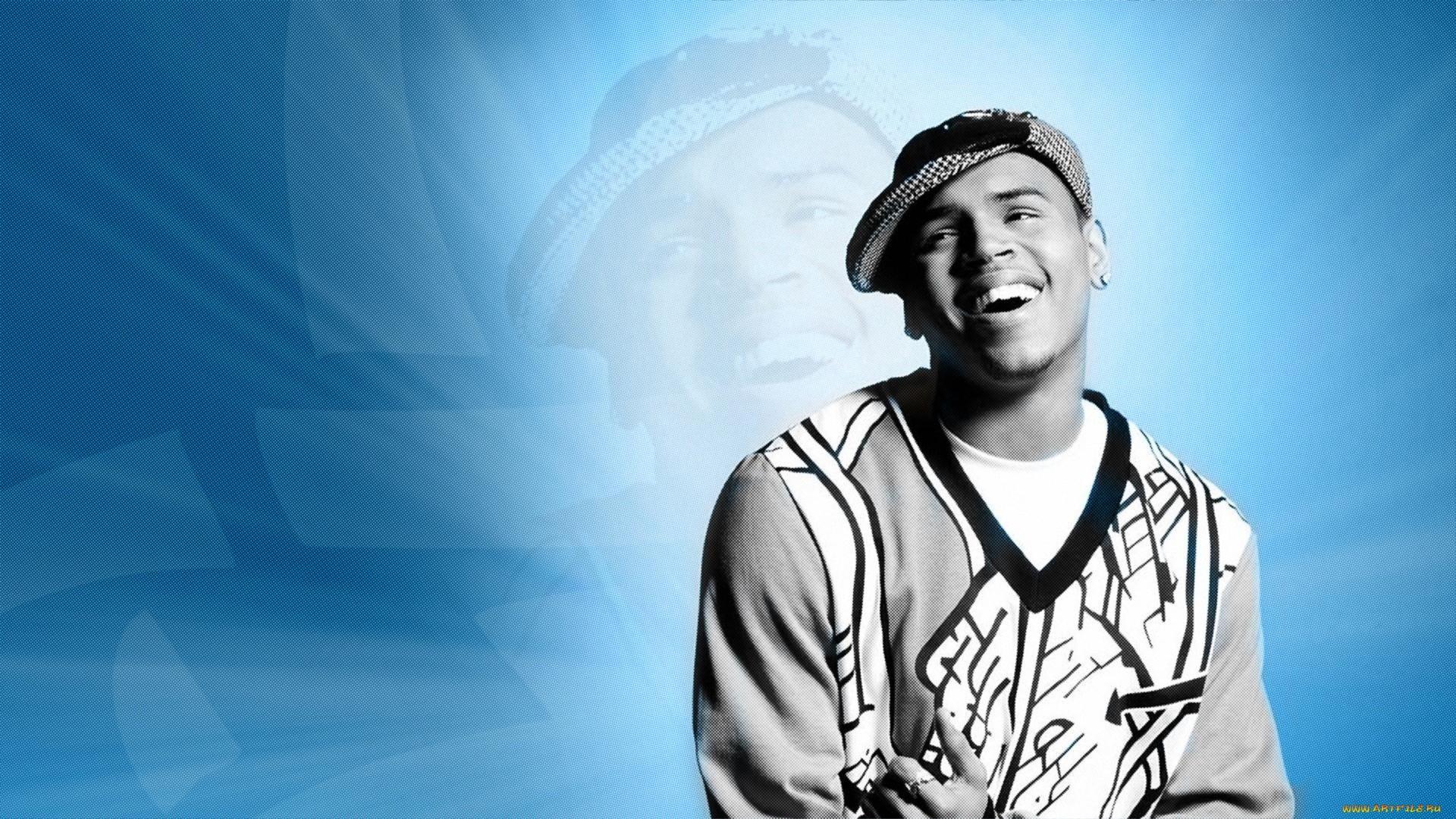Chris Brown HD Wallpaper