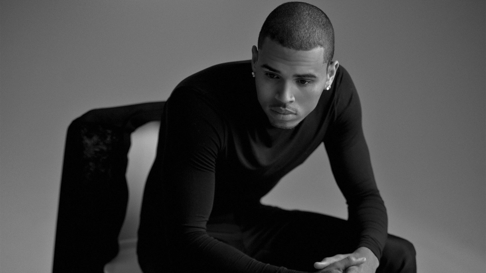 Chris Brown hd desktop wallpaper