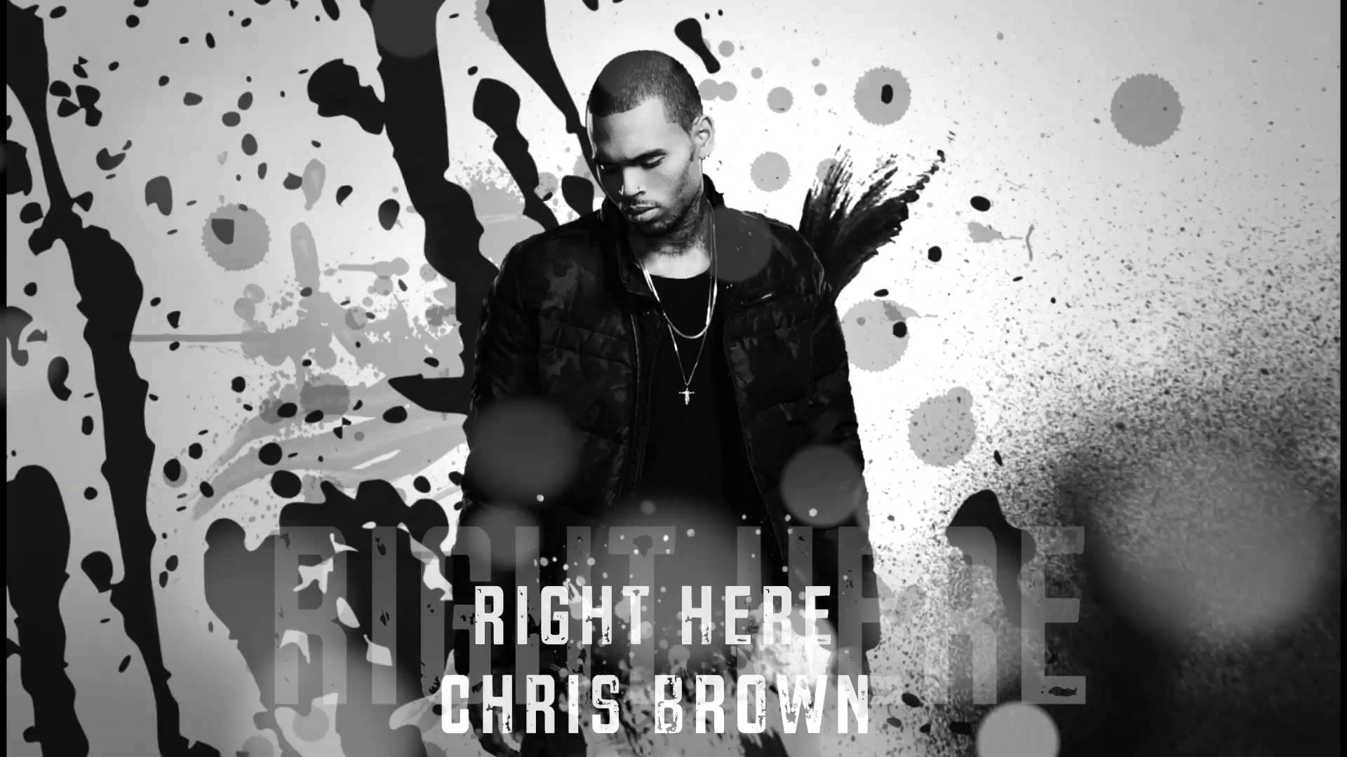 Chris Brown High Quality