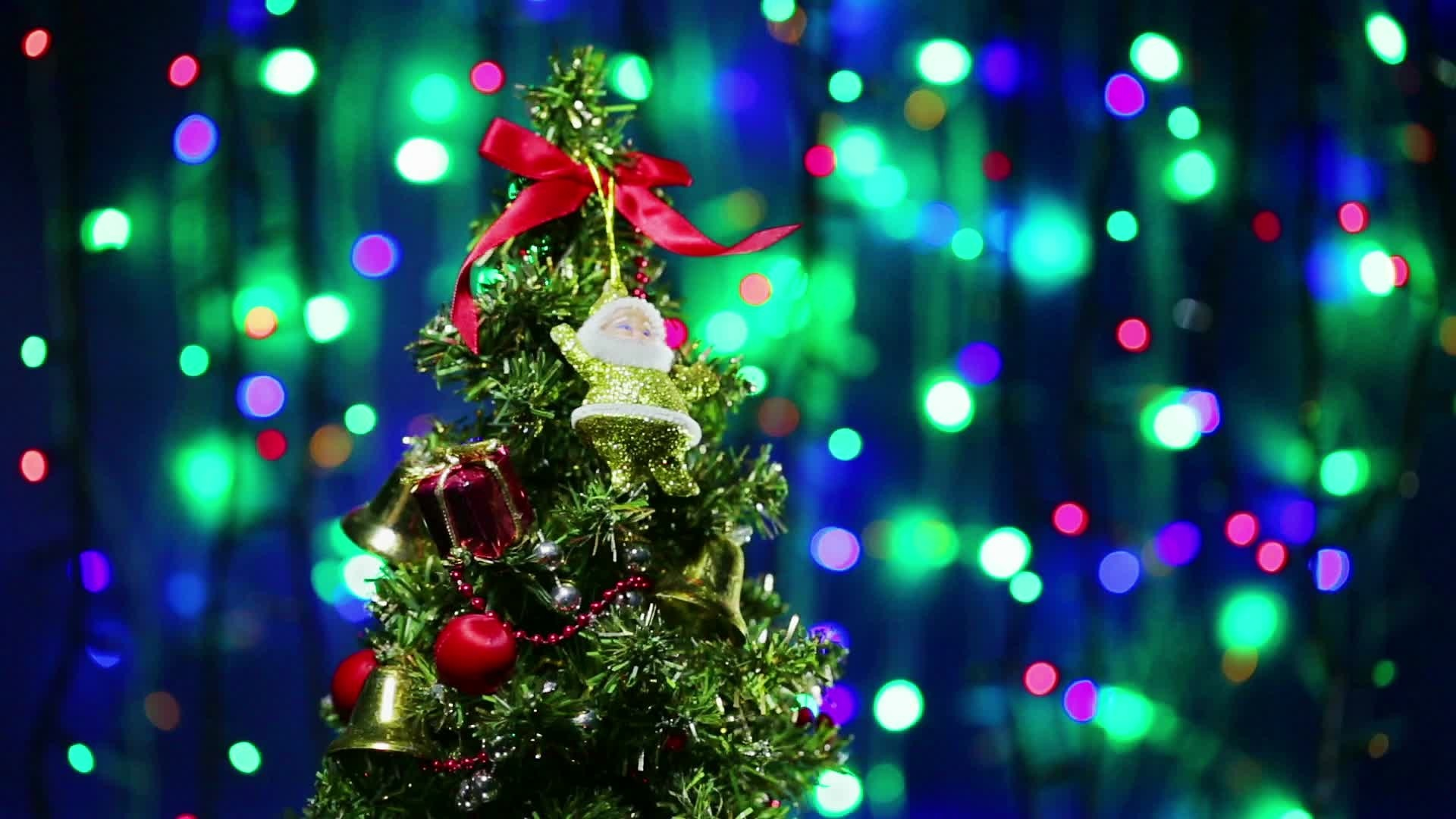 Christmas Tree Wallpaper and Background