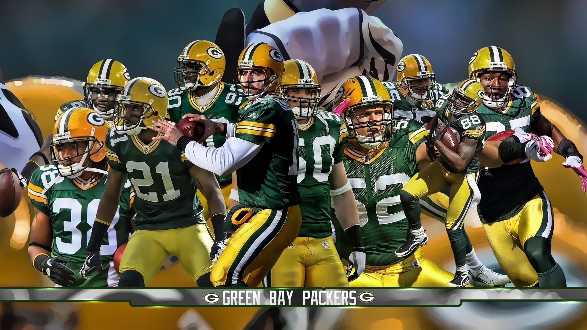 Green Bay Packers Desktop Wallpaper