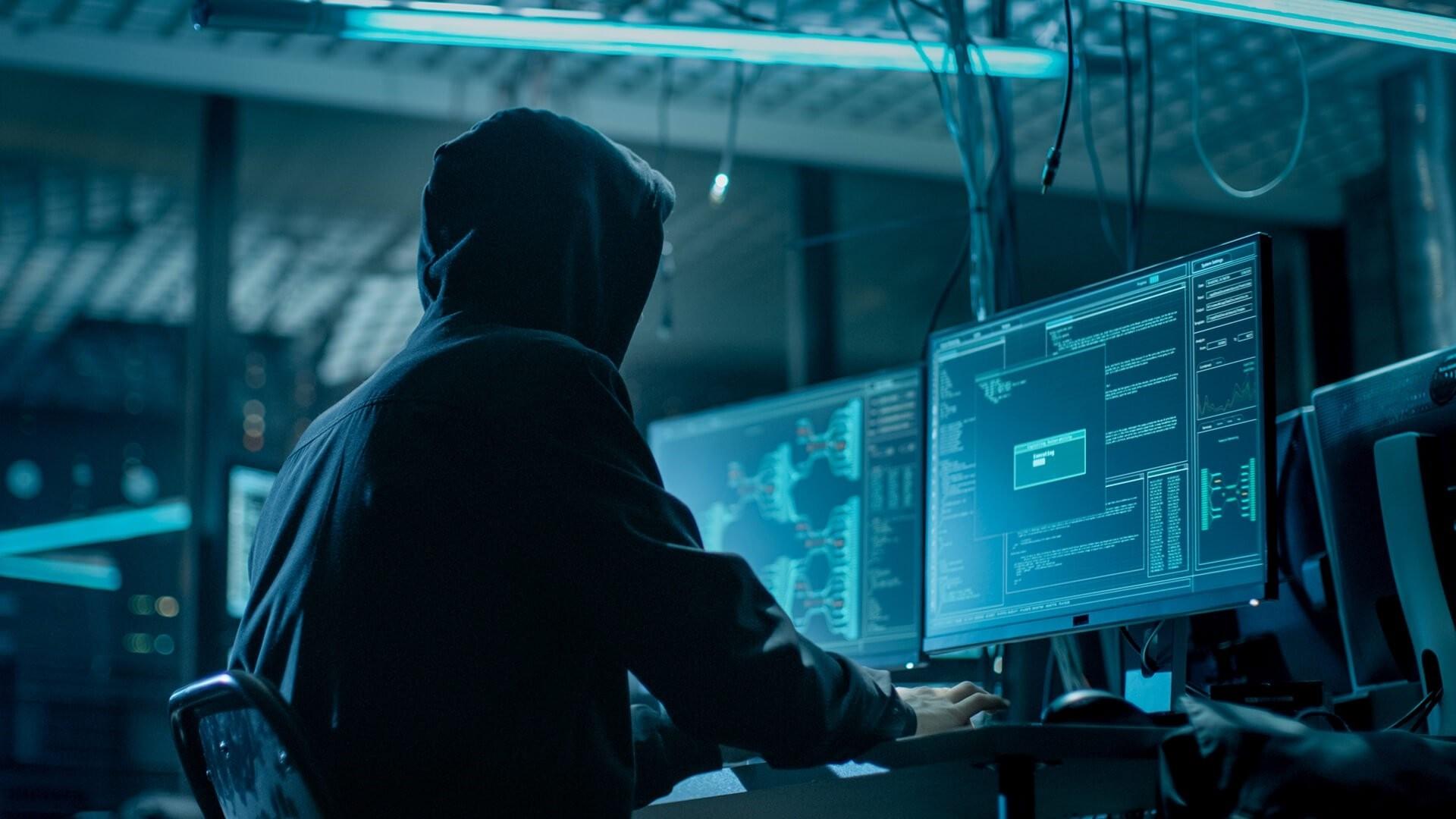Hacker Background Wallpaper