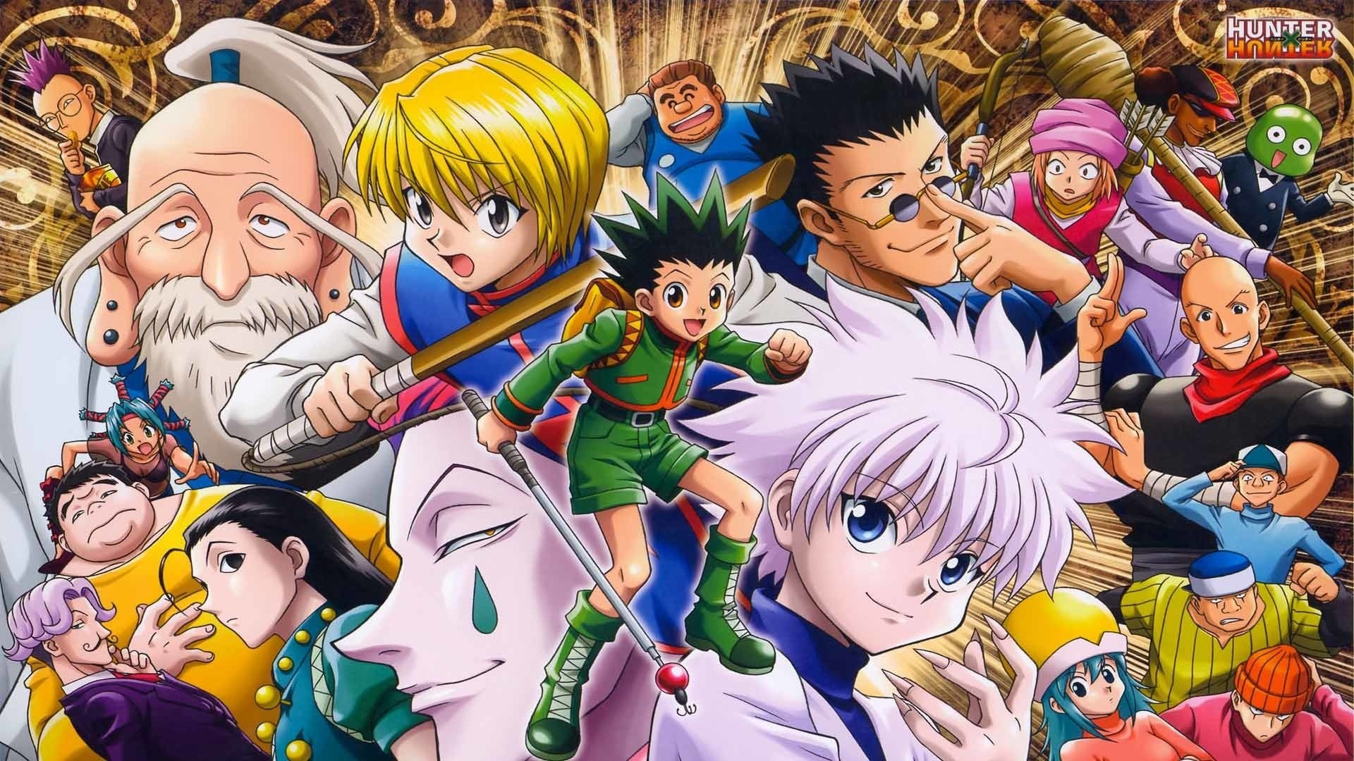 Hunter X Hunter Wallpaper and Background