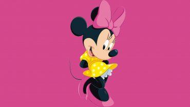 Minnie Mouse Full HD Wallpaper