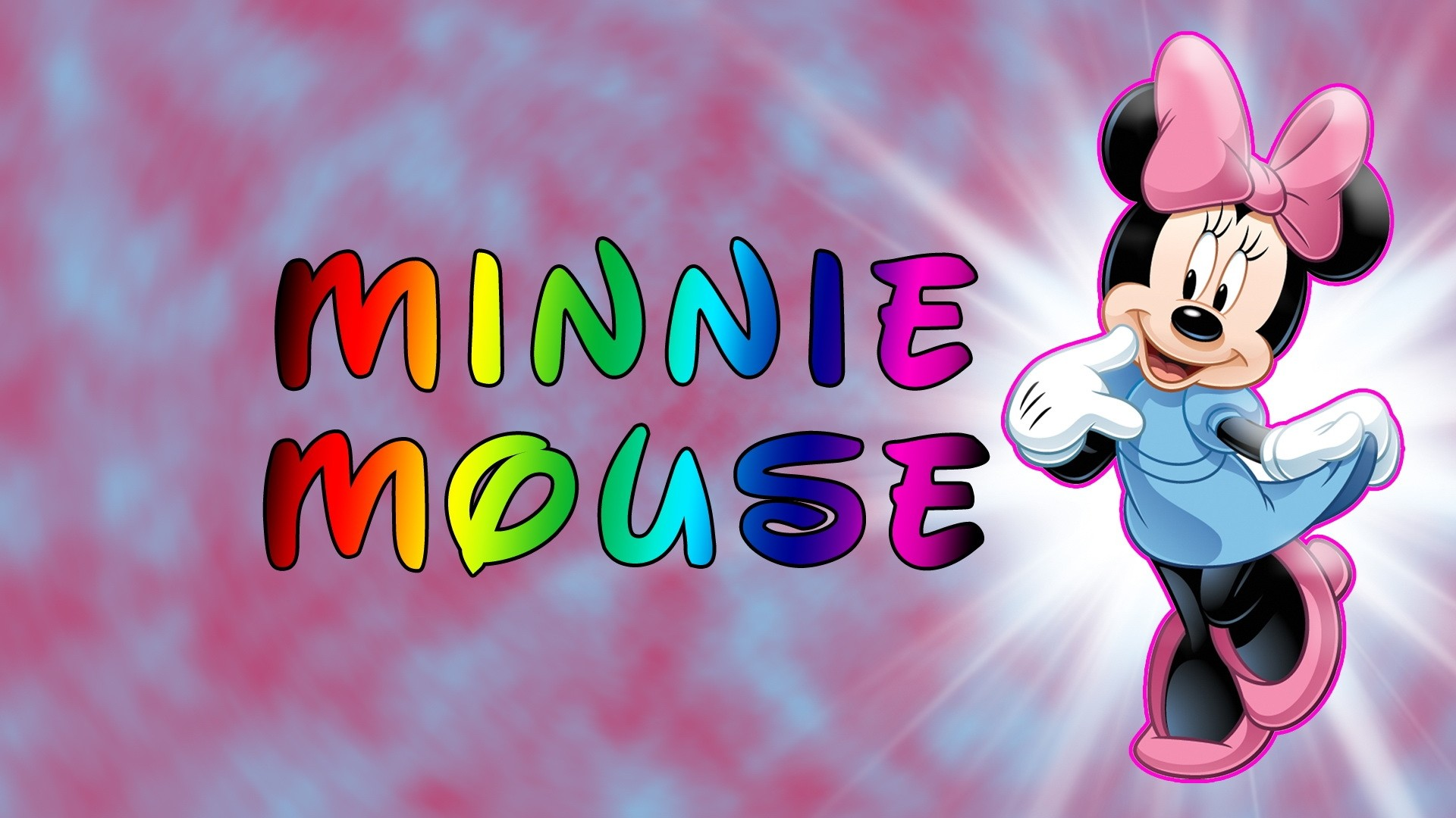 Minnie Mouse High Quality