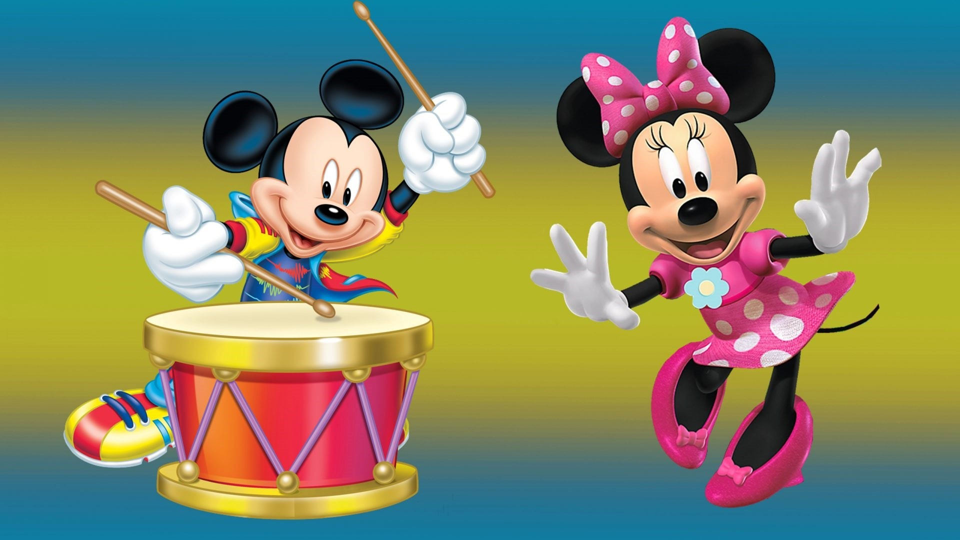 Minnie Mouse Desktop Wallpaper