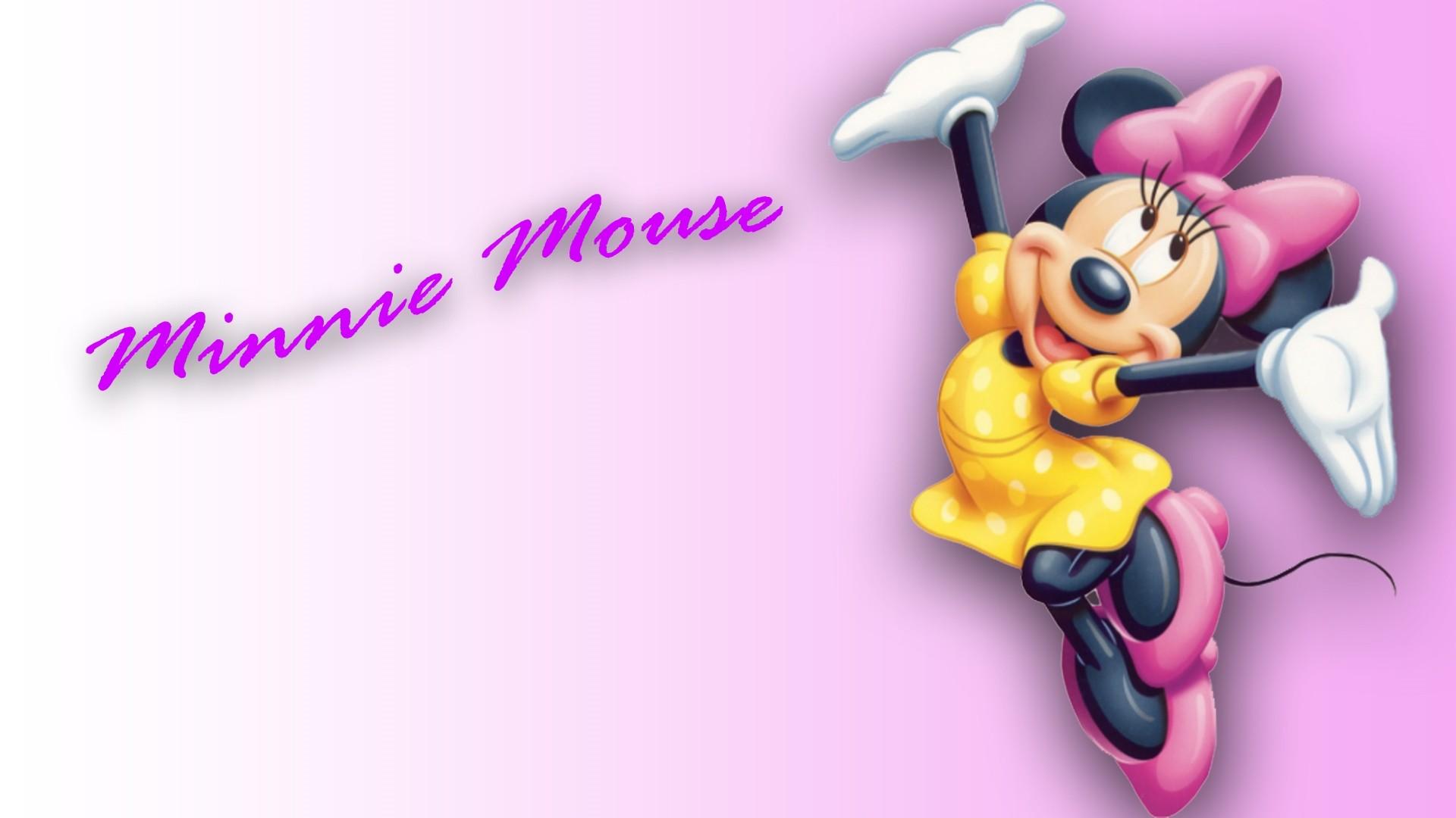 Minnie Mouse hd desktop wallpaper
