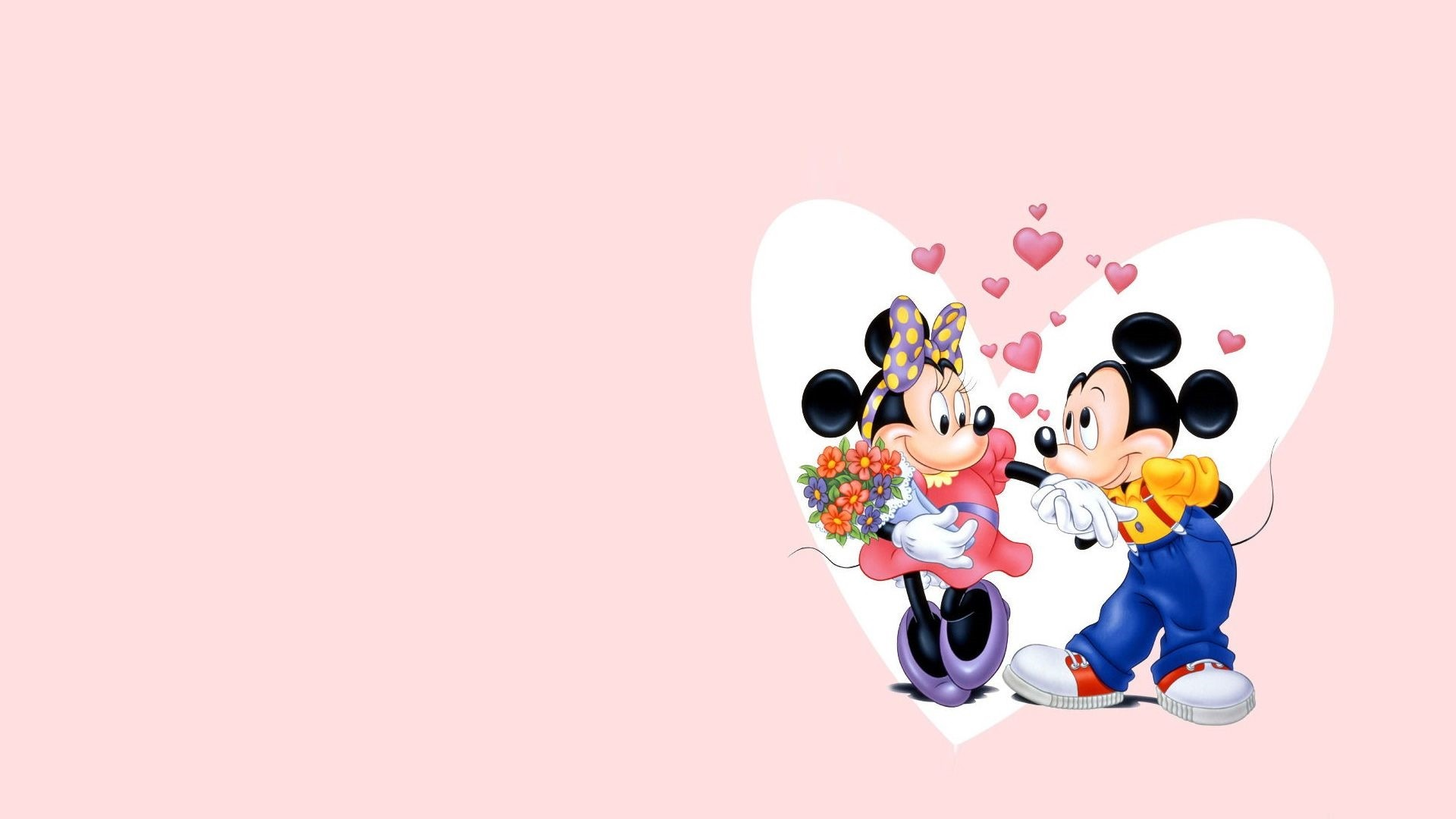 Minnie Mouse Wallpaper and Background