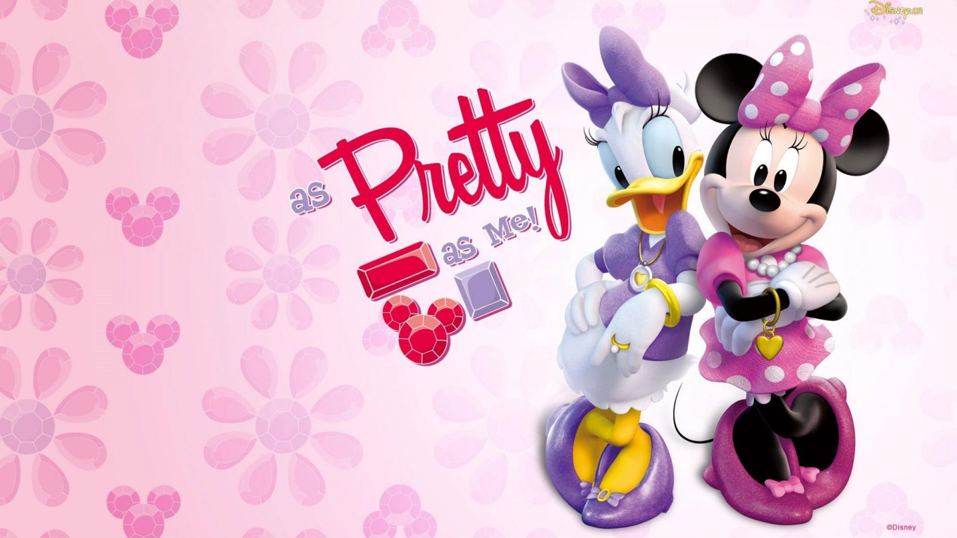 Minnie Mouse Wallpaper theme