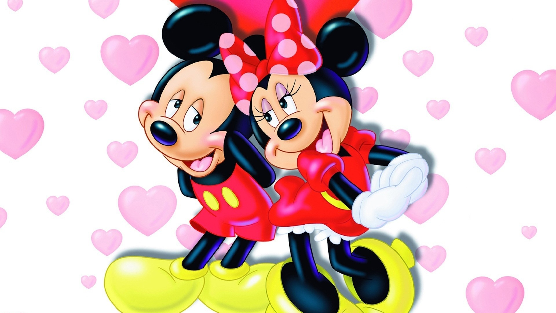 Minnie Mouse HD Wallpaper