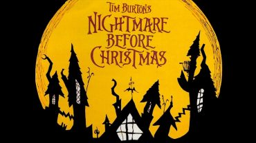 Nightmare Before Christmas Background Wallpaper