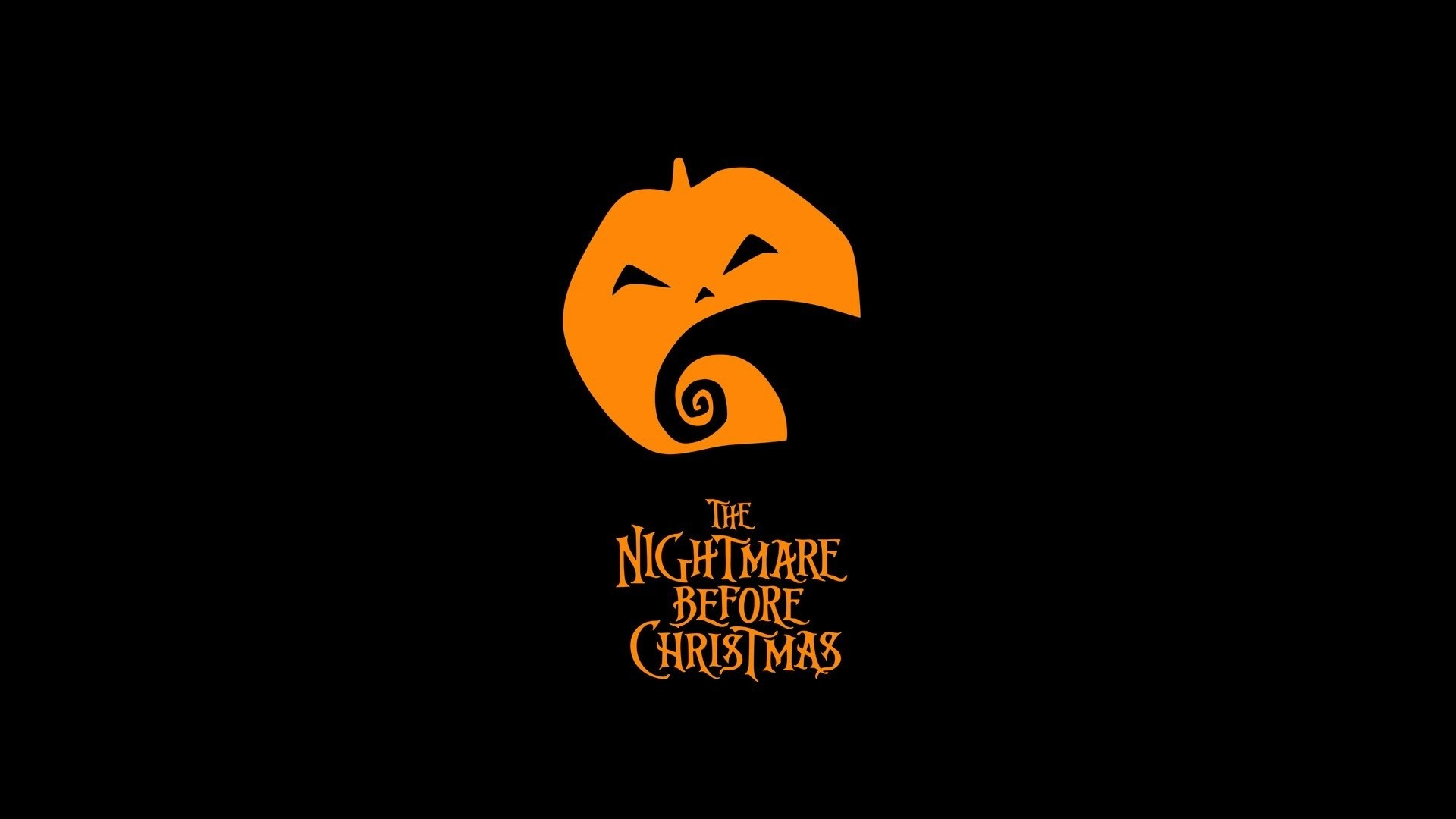 Nightmare Before Christmas a wallpaper