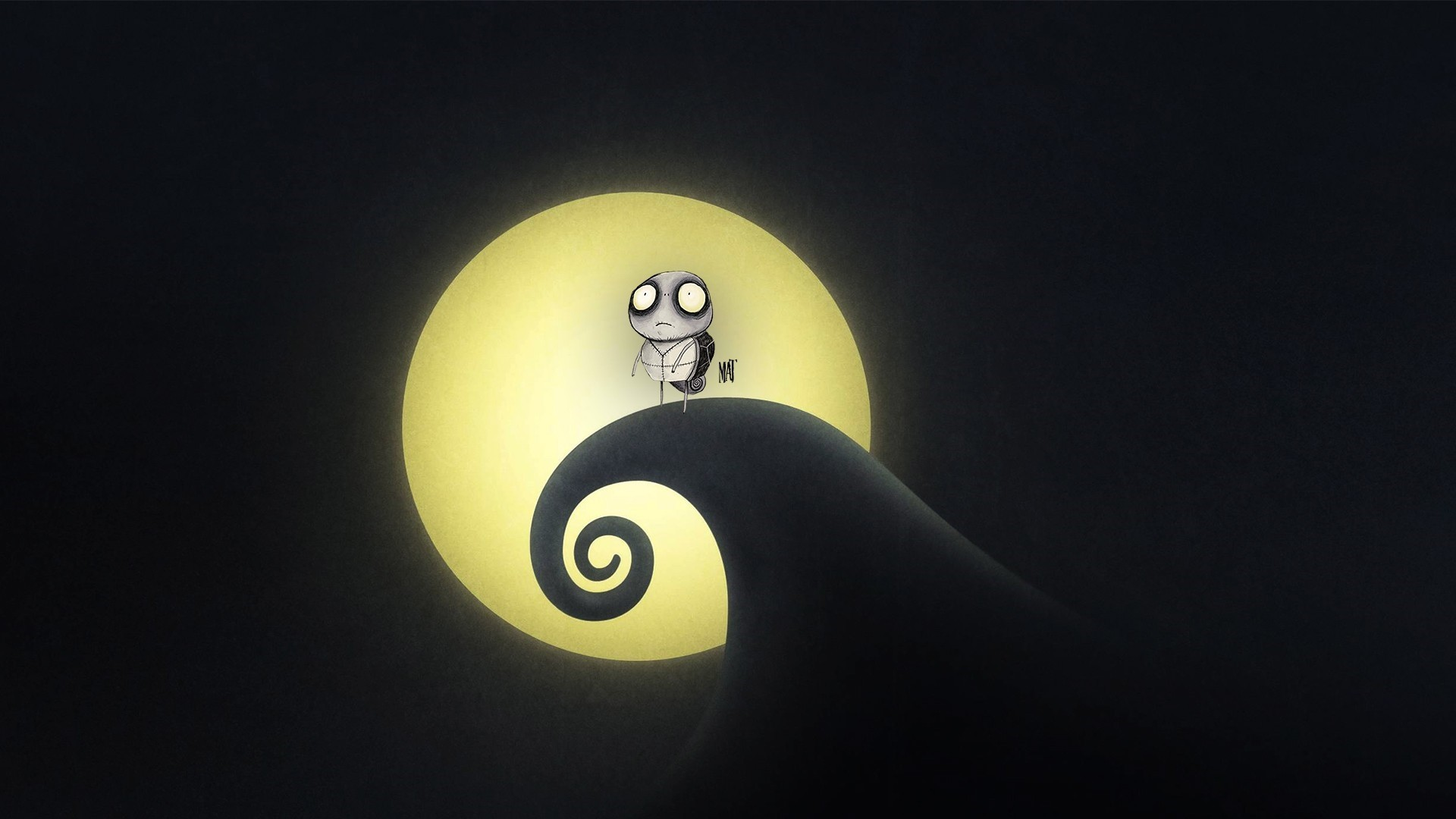 Nightmare Before Christmas Wallpaper and Background