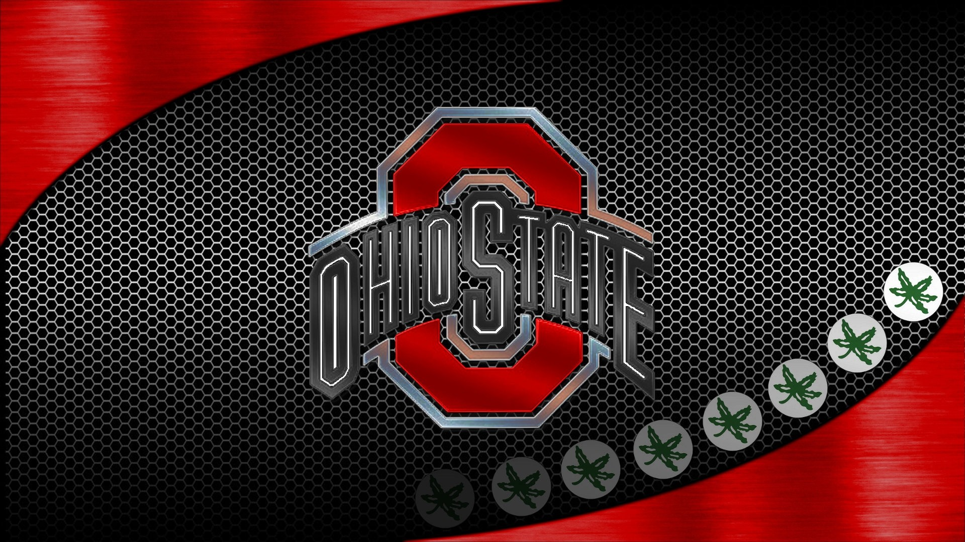 Ohio State Background Wallpaper