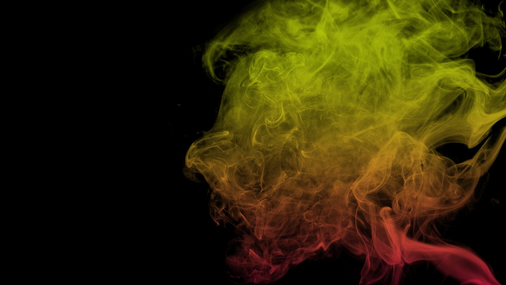 Smoke Background Wallpaper