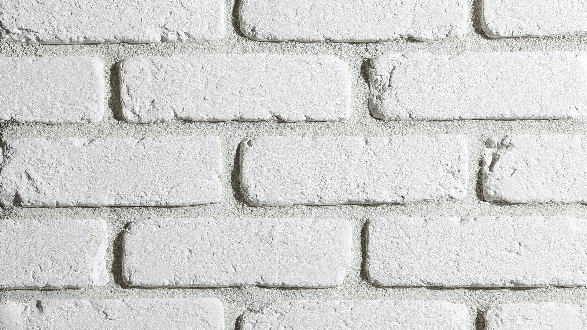 White Brick a wallpaper