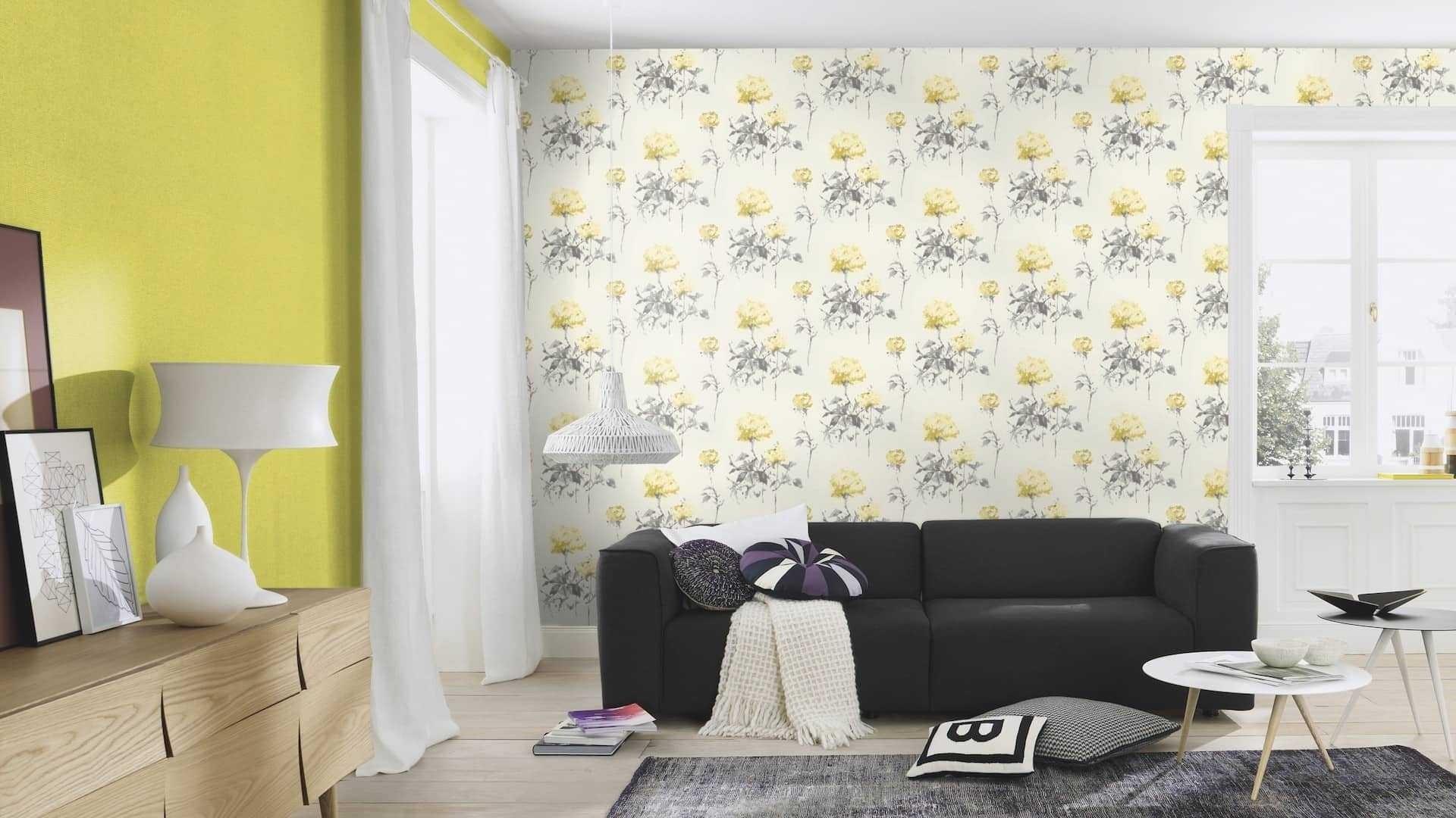 Accent Wall Full HD Wallpaper