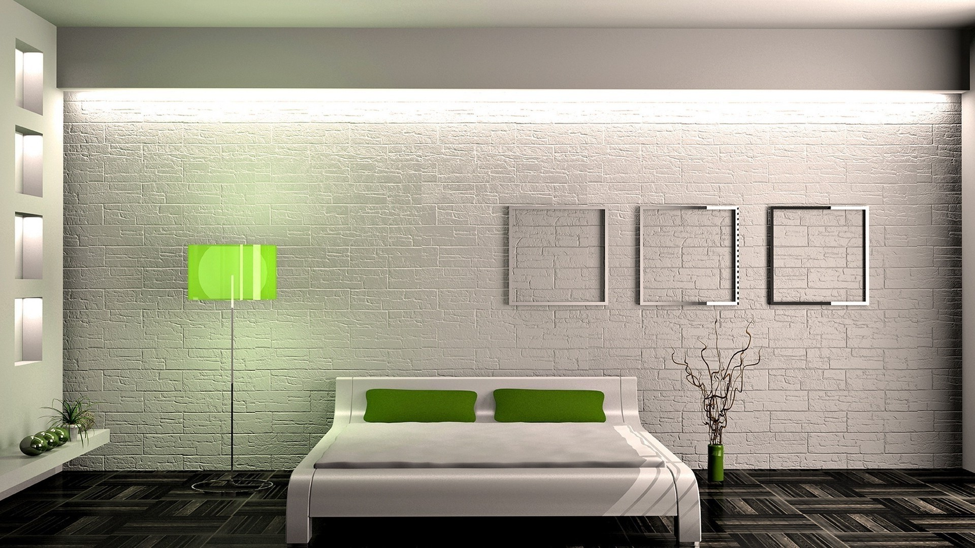 Accent Wall HD Wallpaper