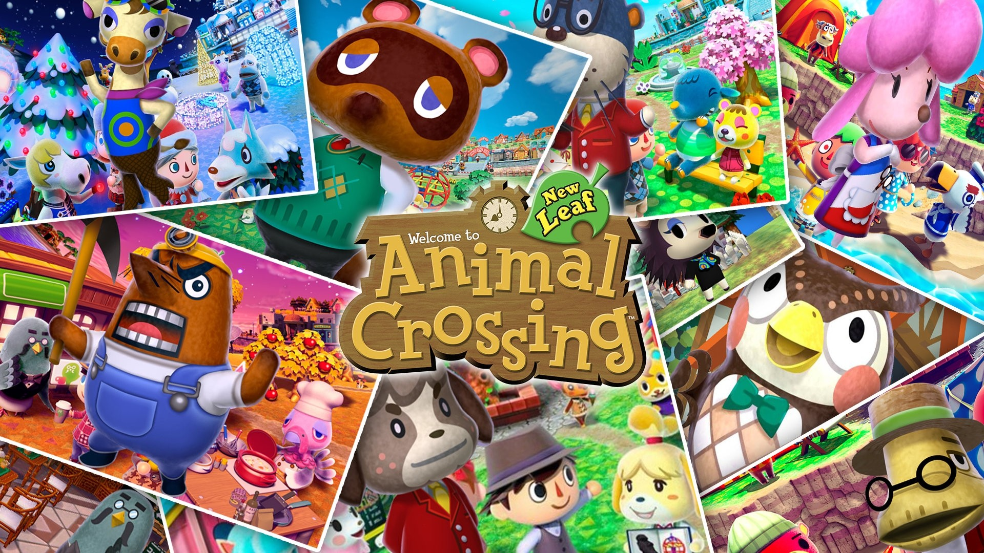 Animal Crossing wallpaper photo hd