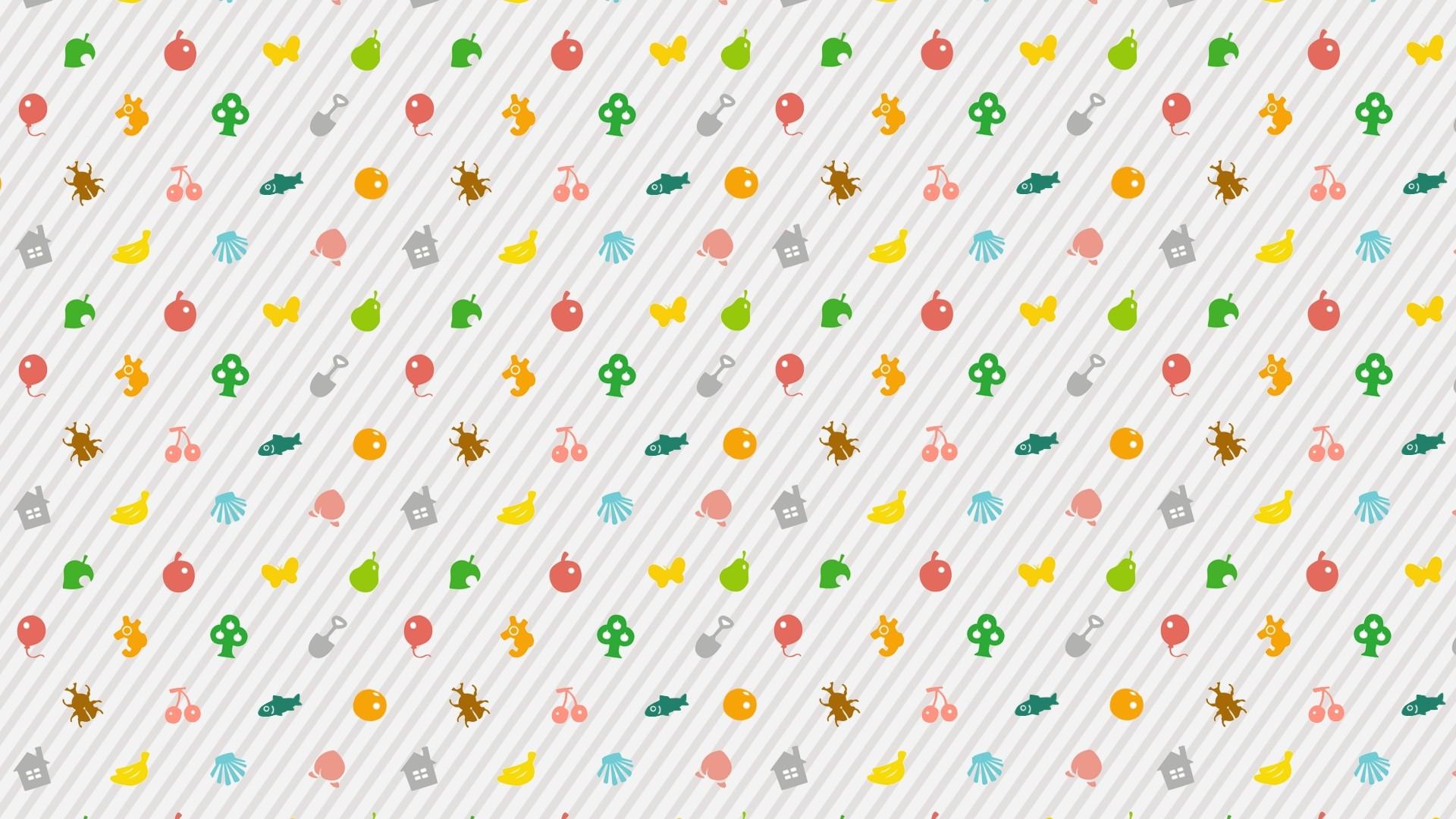 Animal Crossing Background Wallpaper