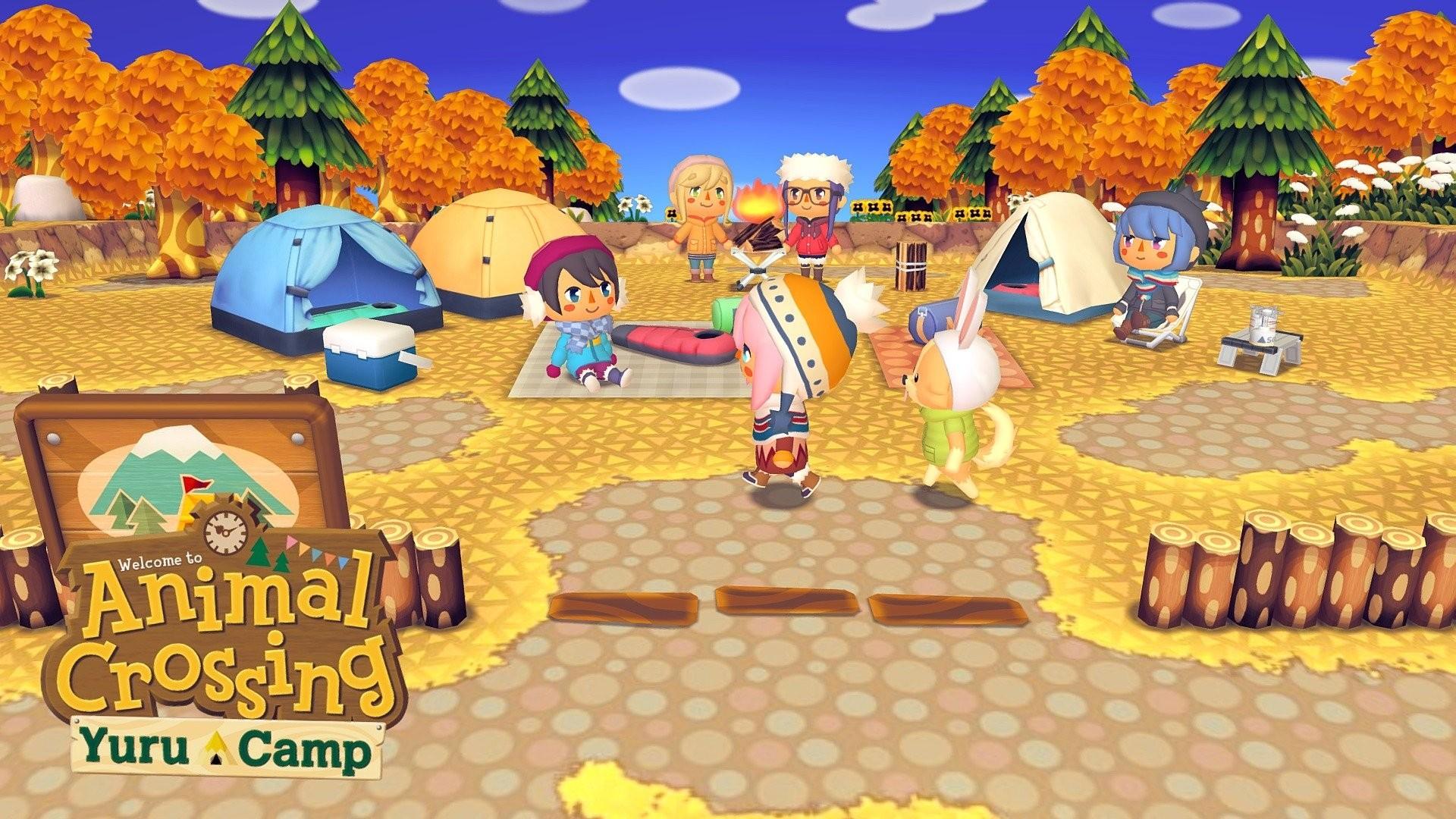 Animal Crossing PC Wallpaper
