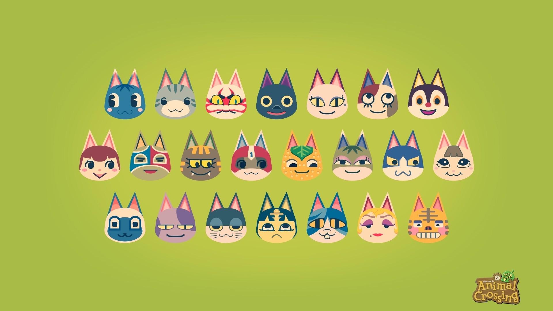 Animal Crossing Wallpaper for pc