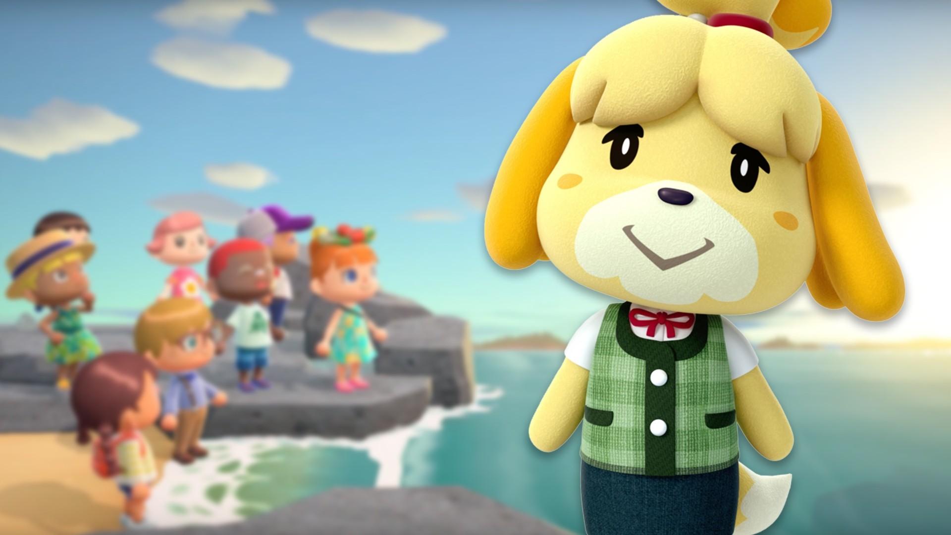 Animal Crossing Wallpaper theme